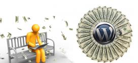 make money with wordpress