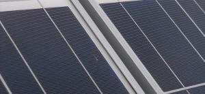 solar panels go green icon
