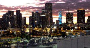 Raisal icon miami skyline
