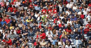 crowdfunding real estate icon crowd at ballgame