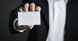 how to manage your brand icon blank business card