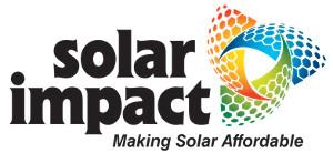 Mike Garrett icon solar impact logo