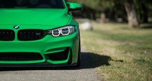 flexwheels icon green bmw
