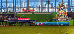 Miami Marlins Spring Training 2018 icon home field