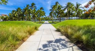 Affordable Housing in South Florida icon walkway in miami