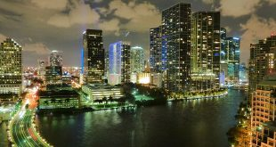 Commercial Real Estate Finance icon miami skyline